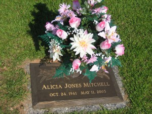 Mitchell. Alicia Jones