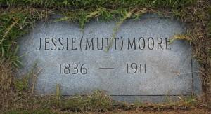 Moore Jessie - Mutt