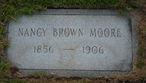 Moore Nancy Brown